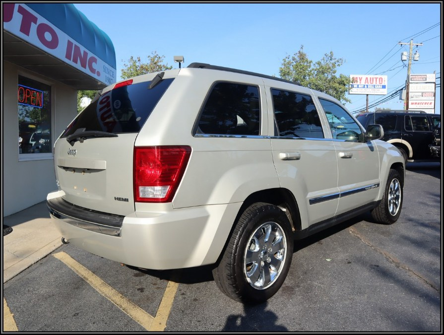 Used Jeep Grand Cherokee 4WD 4dr Limited 2009   My Auto Inc.. Huntington Station, New York