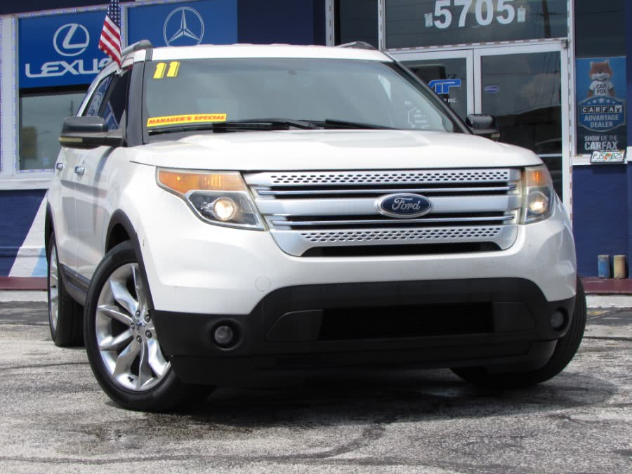 Used 2011 Ford Explorer in Orlando, Florida | VIP Auto Enterprise, Inc. Orlando, Florida