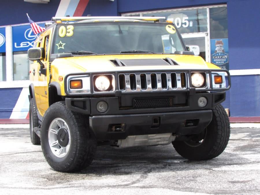 Used HUMMER H2 4dr Wgn 2003 | VIP Auto Enterprise, Inc. Orlando, Florida