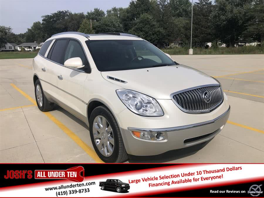 Used 2012 Buick Enclave in Elida, Ohio | Josh's All Under Ten LLC. Elida, Ohio