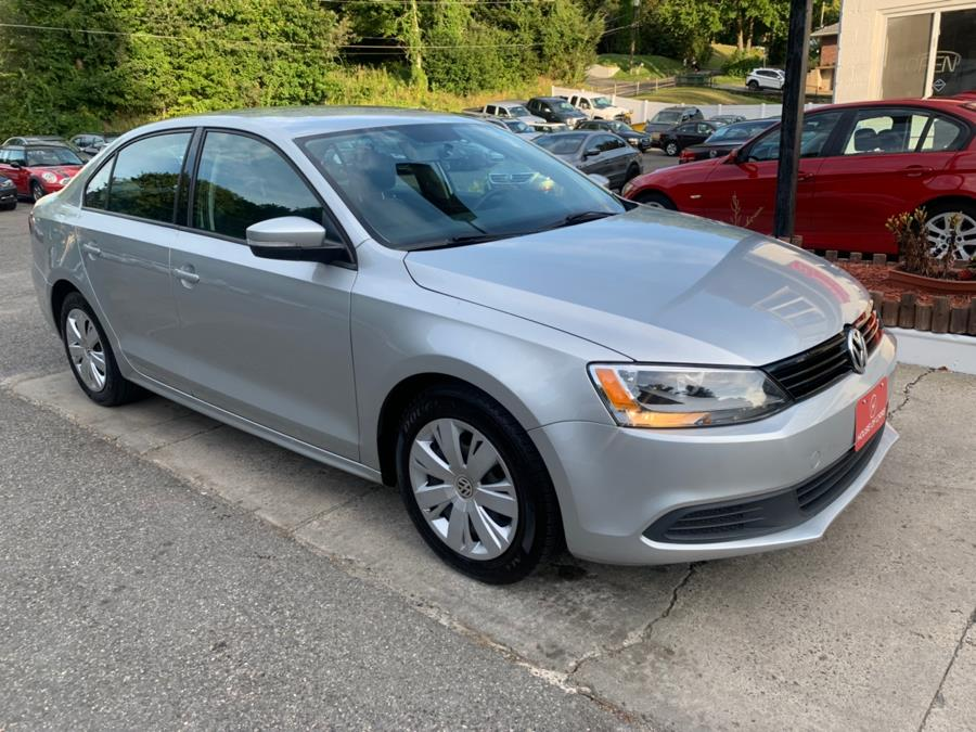 2012 Volkswagen Jetta Sedan 4dr Auto SE w/Convenience PZEV, available for sale in Watertown, Connecticut | House of Cars. Watertown, Connecticut