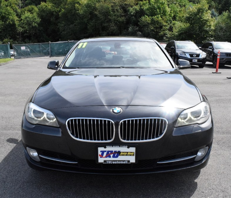 2011 BMW 5 Series 4dr Sdn 535i xDrive AWD, available for sale in Berlin, Connecticut | Tru Auto Mall. Berlin, Connecticut