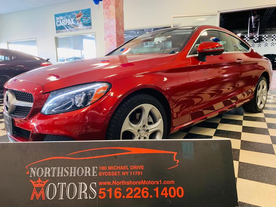 Used Mercedes-Benz C-Class C 300 4MATIC Coupe 2017 | Northshore Motors. Syosset , New York