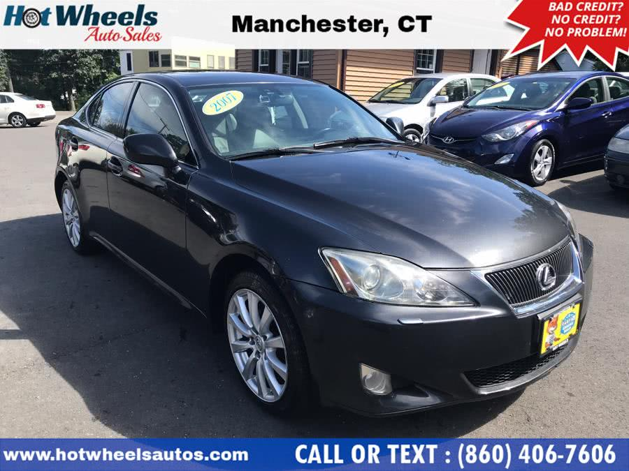 Used 2007 Lexus IS 250 in Manchester, Connecticut | Hot Wheels Auto Sales LLC. Manchester, Connecticut