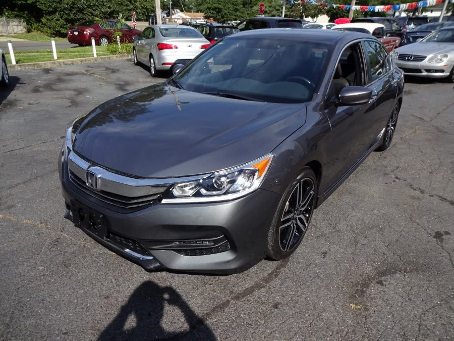 Used 2017 Honda Accord Sedan in Islip, New York | Mint Auto Sales. Islip, New York