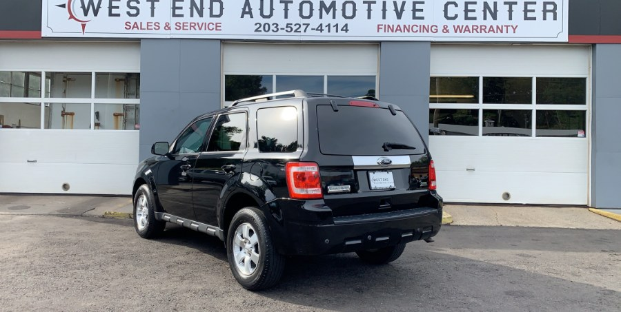 2010 Ford Escape 4WD Limited, available for sale in Waterbury, Connecticut | West End Automotive Center. Waterbury, Connecticut