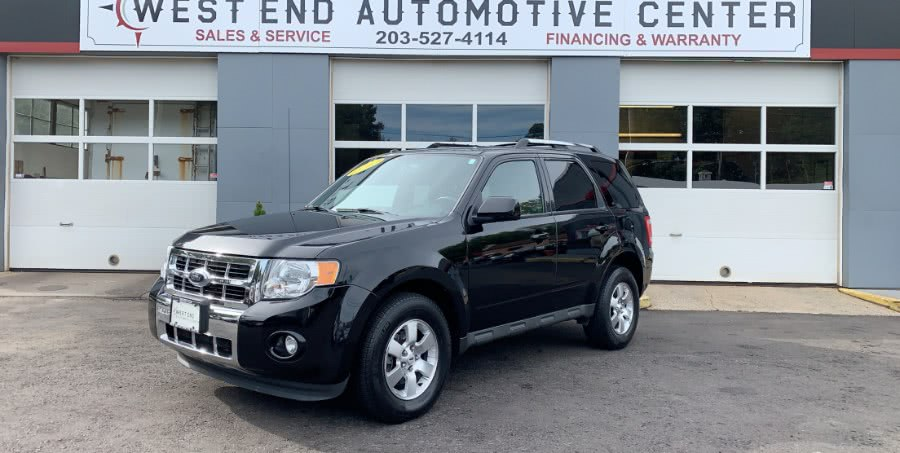 Used 2010 Ford Escape in Waterbury, Connecticut | West End Automotive Center. Waterbury, Connecticut