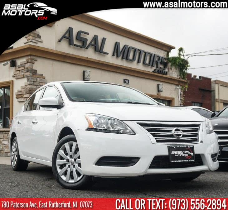Used 2015 Nissan Sentra in East Rutherford, New Jersey | Asal Motors. East Rutherford, New Jersey