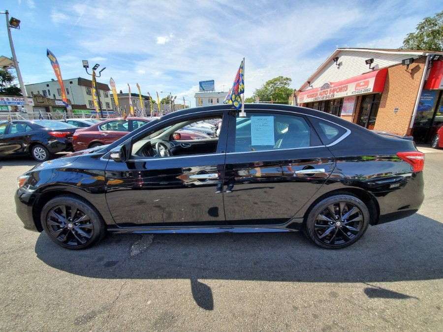 2018 Nissan Sentra SR, available for sale in Irvington, New Jersey | Foreign Auto Imports. Irvington, New Jersey