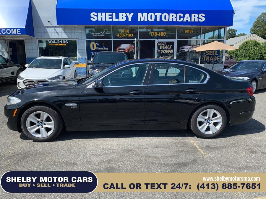 Used BMW 5 Series 4dr Sdn 528i xDrive AWD 2012   Shelby Motor Cars . Springfield, Massachusetts