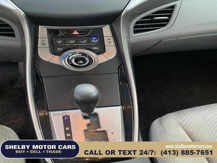 2013 Hyundai Elantra 4dr Sdn Auto GLS, available for sale in Springfield, Massachusetts | Shelby Motor Cars . Springfield, Massachusetts