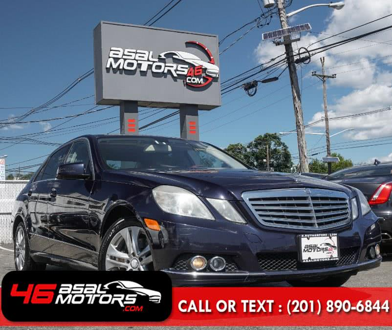 Used 2011 Mercedes-Benz E-Class in East Rutherford, New Jersey | Asal Motors 46. East Rutherford, New Jersey