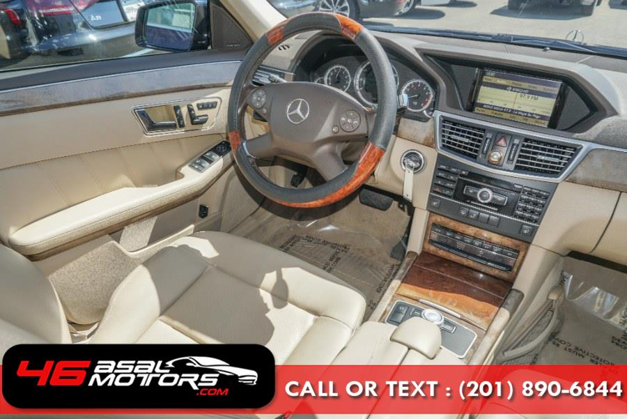 2011 Mercedes-Benz E-Class 4dr Sdn E350 Luxury 4MATIC, available for sale in East Rutherford, New Jersey | Asal Motors 46. East Rutherford, New Jersey