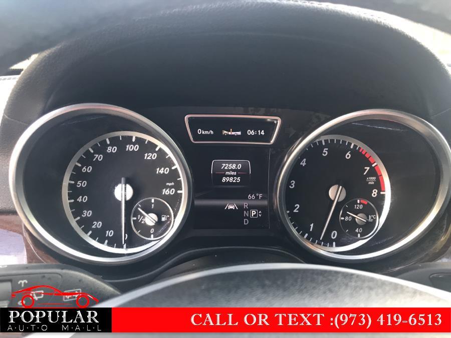 Used Mercedes-Benz GL-Class 4MATIC 4dr GL 450 2013 | Popular Auto Mall Inc . Newark , New Jersey