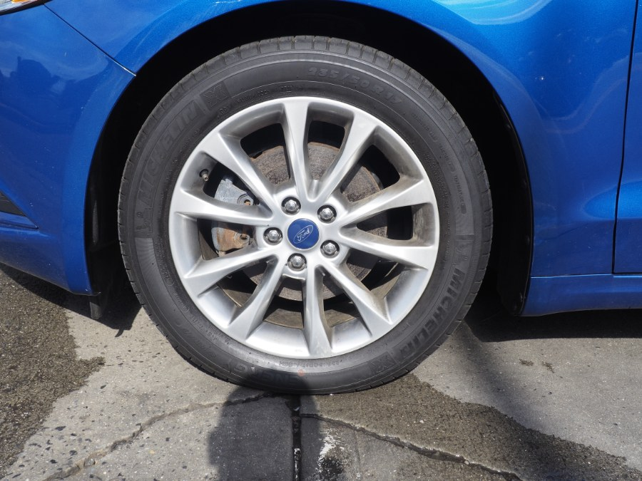 2017 Ford Fusion SE FWD, available for sale in Jamaica, New York | Hillside Auto Mall Inc.. Jamaica, New York
