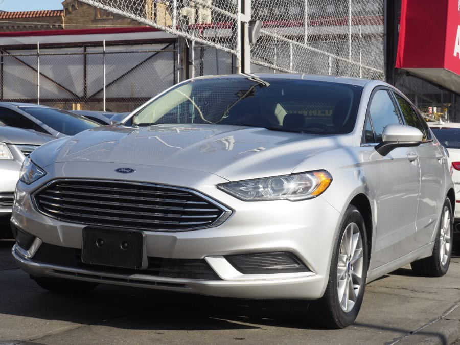 Used 2017 Ford Fusion in Jamaica, New York | Hillside Auto Mall Inc.. Jamaica, New York