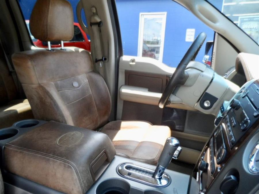 2005 Ford F-150 KING RANCH, available for sale in Manchester, New Hampshire | Second Street Auto Sales Inc. Manchester, New Hampshire