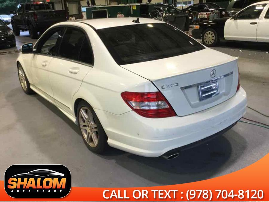 2008 Mercedes-benz C-class C350, available for sale in South Lawrence, Massachusetts   Shalom Auto Group LLC. South Lawrence, Massachusetts