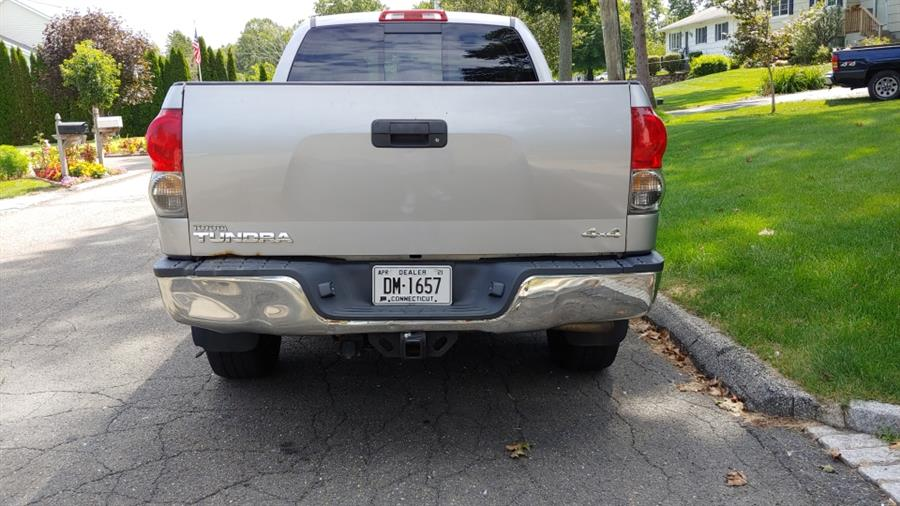 """2007 Toyota Tundra 4WD Double 145.7"""" 4.7L V8 SR5 (SE), available for sale in Ansonia, CT"""