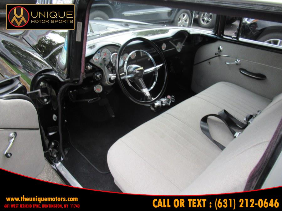 1955 Chevrolet Bel Air 2dr Auto, available for sale in Huntington, New York | Unique Motor Sports. Huntington, New York