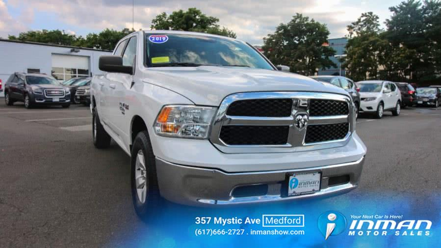 Used 2019 Ram 1500 in Medford, Massachusetts | Inman Motors Sales. Medford, Massachusetts
