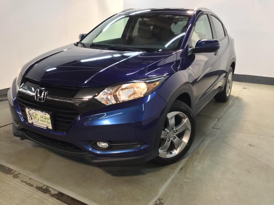Used 2017 Honda HR-V in Lodi, New Jersey | European Auto Expo. Lodi, New Jersey