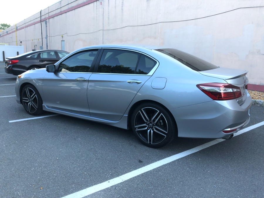 2017 Honda Accord Sedan Sport Special Edition, available for sale in White Plains, New York | Auto City Depot. White Plains, New York