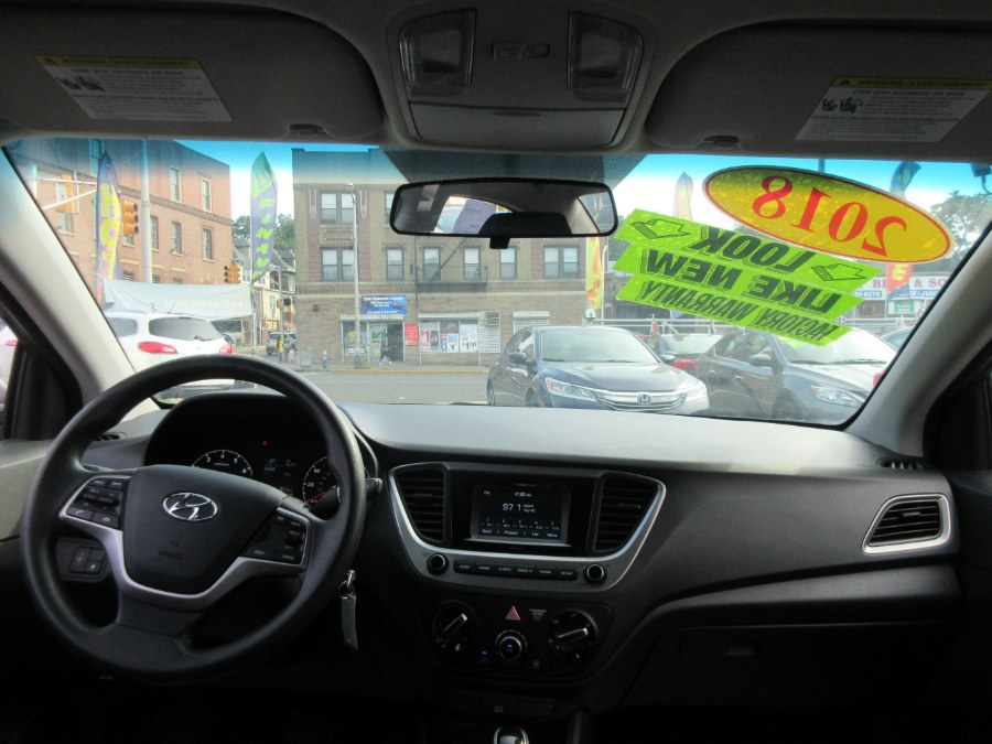 2018 Hyundai Accent SE Sedan Auto, available for sale in Irvington, New Jersey | Foreign Auto Imports. Irvington, New Jersey