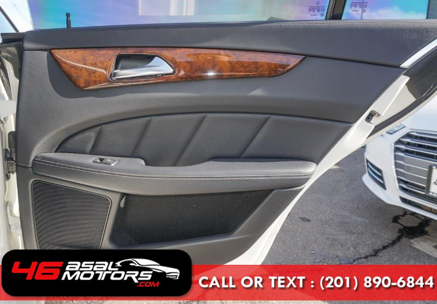 2013 Mercedes-Benz CLS-Class 4dr Sdn CLS550 4MATIC, available for sale in lodi, New Jersey | Asal Motors 46. lodi, New Jersey