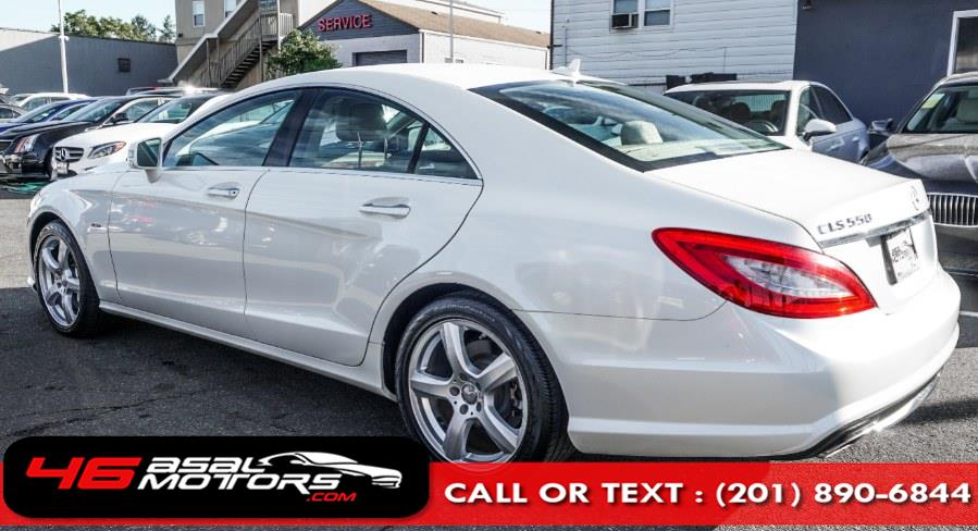 2012 Mercedes-Benz CLS-Class 4dr Sdn CLS550 4MATIC, available for sale in lodi, New Jersey | Asal Motors 46. lodi, New Jersey