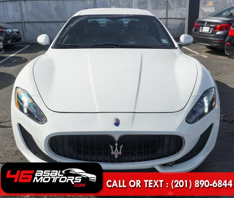 2013 Maserati GranTurismo 2dr Cpe GranTurismo Sport, available for sale in East Rutherford, New Jersey   Asal Motors 46. East Rutherford, New Jersey