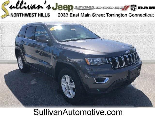 Used Jeep Grand Cherokee Laredo 2017 | Sullivan Automotive Group. Avon, Connecticut