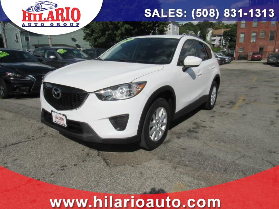 Used 2013 Mazda CX-5 in Worcester, Massachusetts | Hilario's Auto Sales Inc.. Worcester, Massachusetts