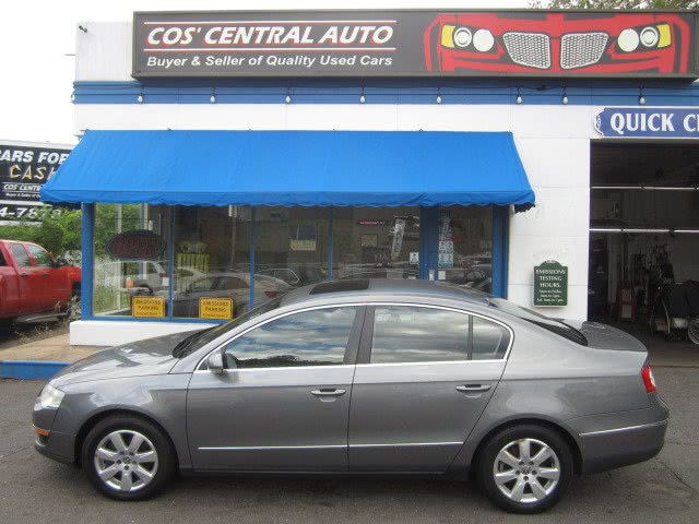 2007 Volkswagen Passat Sedan 4dr Manual 2.0T FWD, available for sale in Meriden, Connecticut | Cos Central Auto. Meriden, Connecticut