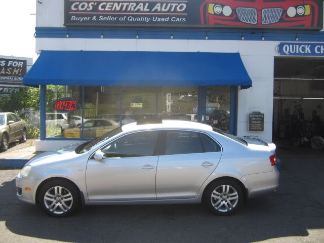 Used 2007 Volkswagen Jetta Sedan in Meriden, Connecticut | Cos Central Auto. Meriden, Connecticut
