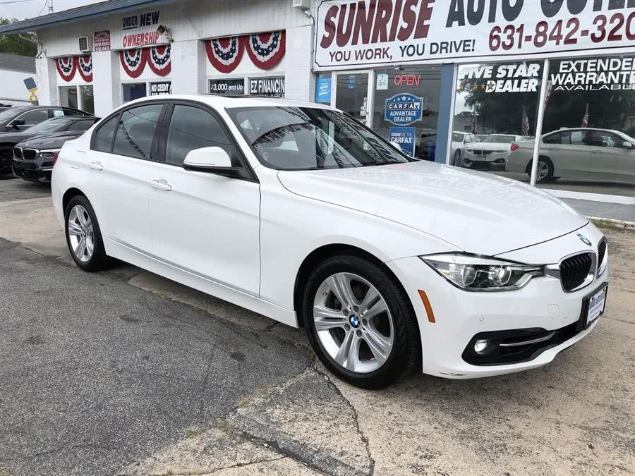 Used 2016 BMW 3 Series in Amityville, New York | Sunrise Auto Outlet. Amityville, New York