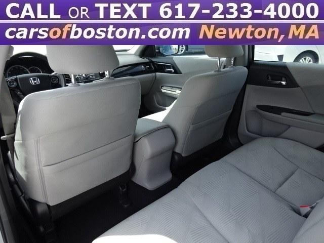 2017 Honda Accord Sedan LX CVT, available for sale in Newton, Massachusetts | Motorcars of Boston. Newton, Massachusetts