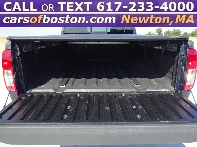 2018 Nissan Frontier King Cab 4x4 SV V6 Auto, available for sale in Newton, Massachusetts | Motorcars of Boston. Newton, Massachusetts