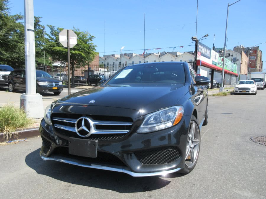 Used 2016 Mercedes-Benz C-Class in Bronx, New York | Todos Autos Sales. Bronx, New York