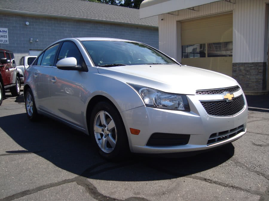 Used Chevrolet Cruze 4dr Sdn Auto 1LT 2013   Yara Motors. Manchester, Connecticut