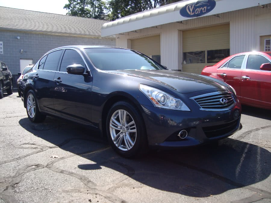 Used 2013 Infiniti G37 Sedan in Manchester, Connecticut | Yara Motors. Manchester, Connecticut