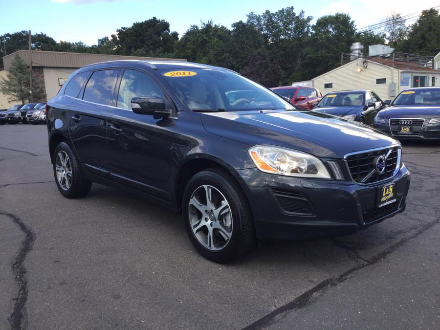 2011 Volvo XC60 AWD 4dr 3.0T w/Moonroof, available for sale in Plantsville, Connecticut | L&S Automotive LLC. Plantsville, Connecticut