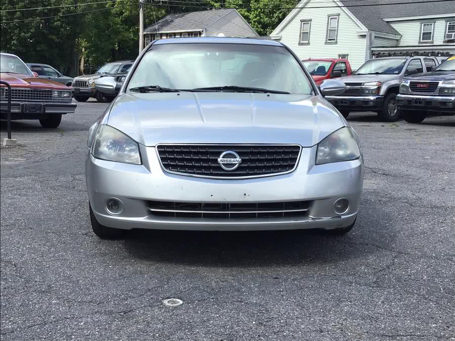 Used 2005 Nissan Altima in Leominster, Massachusetts | Olympus Auto Sale. Leominster, Massachusetts