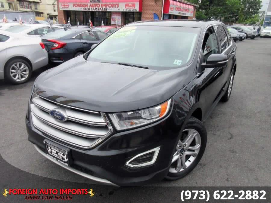 Used Ford Edge 4dr Titanium AWD 2015 | Foreign Auto Imports. Irvington, New Jersey