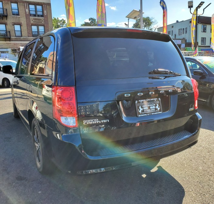2018 Dodge Grand Caravan SE Plus Wagon, available for sale in Irvington, New Jersey | Foreign Auto Imports. Irvington, New Jersey