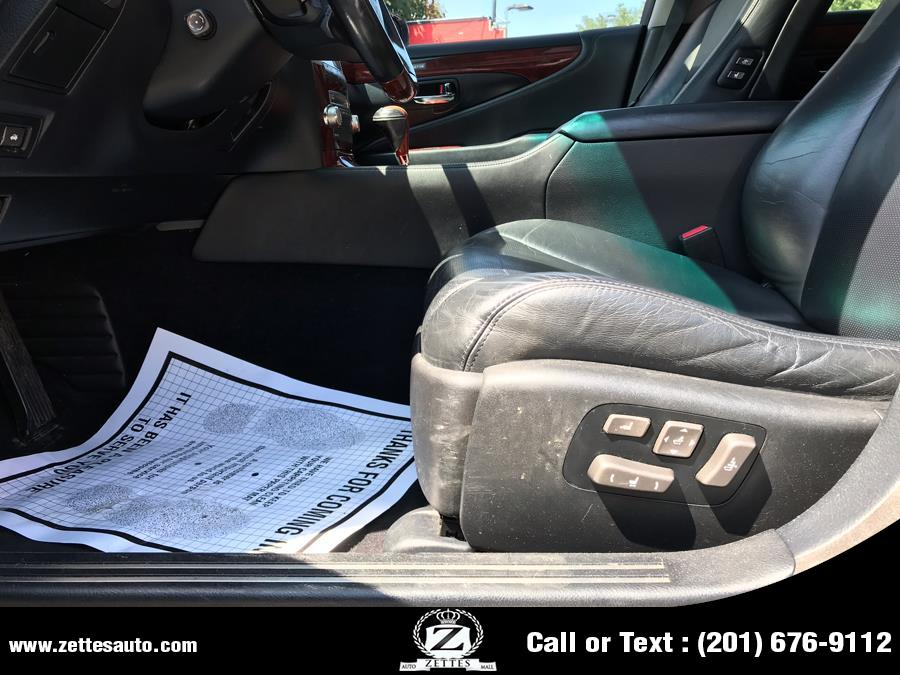 2010 Lexus LS 460 4dr Sdn AWD, available for sale in Jersey City, New Jersey | Zettes Auto Mall. Jersey City, New Jersey