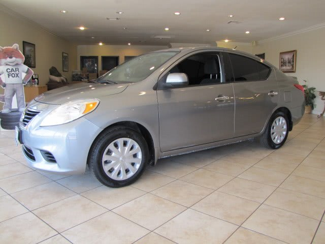 Used Nissan Versa 4dr Sdn CVT 1.6 SV 2014 | Auto Network Group Inc. Placentia, California