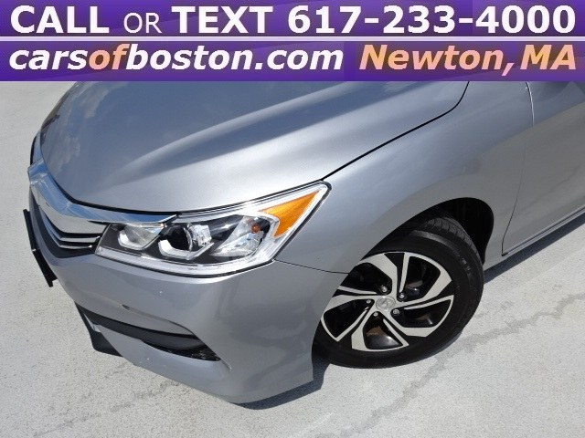 2017 Honda Accord Sedan LX CVT, available for sale in Newton, Massachusetts | Jacob Auto Sales. Newton, Massachusetts