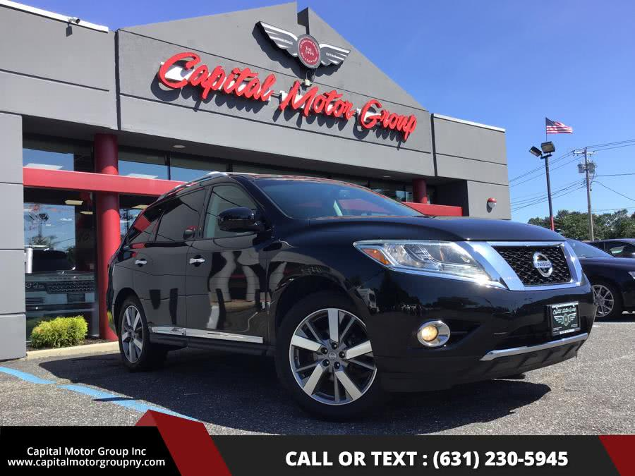 Used 2013 Nissan Pathfinder in Medford, New York | Capital Motor Group Inc. Medford, New York