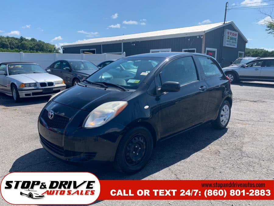 Used 2007 Toyota Yaris in East Windsor, Connecticut | Stop & Drive Auto Sales. East Windsor, Connecticut